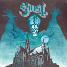 GHOST Opus Eponymous BANNER HUGE 4X4 Ft Tapestry Fabric Poster metal band art