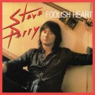 STEVE PERRY Foolish Heart BANNER Huge 4X4 Ft Fabric Poster Tapestry Flag Print album cover art