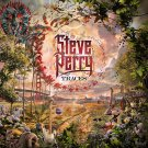 STEVE PERRY Traces BANNER Huge 4X4 Ft Fabric Poster Tapestry Flag Print album cover art