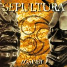 SEPULTURA Against BANNER Huge 4X4 Ft Fabric Poster Tapestry Flag Print album cover art
