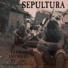 SEPULTURA Third World Posse BANNER Huge 4X4 Ft Fabric Poster Tapestry Flag Print album cover art