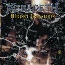 MEGADETH Hidden Treasures BANNER Huge 4X4 Ft Fabric Poster Tapestry Flag Print album cover art
