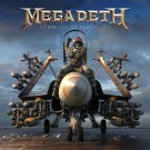 MEGADETH Warheads On Foreheads BANNER Huge 4X4 Ft Fabric Poster Tapestry Flag Print album cover art