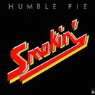 HUMBLE PIE Smokin' BANNER Huge 4X4 Ft Fabric Poster Tapestry Flag Print album cover art