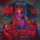 DEATH Scream Bloody Gore BANNER Huge 4X4 Ft Fabric Poster Tapestry Flag Print album cover art
