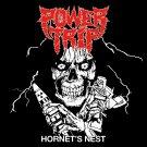 POWER TRIP Hornets Nest BANNER Huge 4X4 Ft Fabric Poster Tapestry Flag Print album cover art