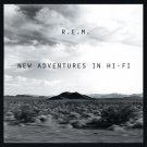 R.E.M. New Advenures In Hi-Fi BANNER Huge 4X4 Ft Fabric Poster Tapestry Flag Print album cover art