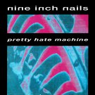 NINE INCH NAILS Pretty Hate Machine BANNER Huge 4X4 Ft Fabric Poster Tapestry Flag album cover art