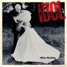 BILLY IDOL White Wedding BANNER Huge 4X4 Ft Fabric Poster Tapestry Flag Print album cover art