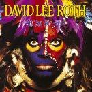 DAVID LEE ROTH Eat Em And Smile BANNER Huge 4X4 Ft Fabric Poster Tapestry Flag Print album cover art