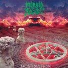 MORBID ANGEL Domination BANNER Huge 4X4 Ft Fabric Poster Tapestry Flag Print album cover art