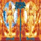 MORBID ANGEL Heretic BANNER Huge 4X4 Ft Fabric Poster Tapestry Flag Print album cover art