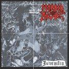 MORBID ANGEL Juvenilia BANNER Huge 4X4 Ft Fabric Poster Tapestry Flag Print album cover art
