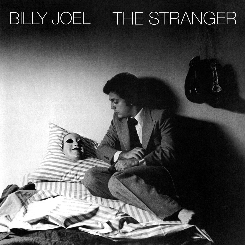 BILLY JOEL The Stranger BANNER Huge 4X4 Ft Fabric Poster Tapestry Flag Print album cover art