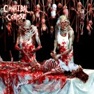 CANNIBAL CORPSE Butchered at Birth BANNER Huge 4X4 Ft Fabric Poster Tapestry Flag album cover art
