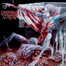 CANNIBAL CORPSE Tomb of the Mutilated BANNER Huge 4X4 Ft Fabric Poster Tapestry Flag album cover art