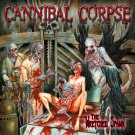 CANNIBAL CORPSE The Wretched Spawn BANNER Huge 4X4 Ft Fabric Poster Tapestry Flag album cover art