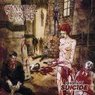 CANNIBAL CORPSE Gallery Of Suicide BANNER Huge 4X4 Ft Fabric Poster Tapestry Flag album cover art
