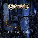 ENTOMBED Left Hand Path BANNER Huge 4X4 Ft Fabric Poster Tapestry Flag Print album cover art