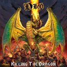 DIO Killing the Dragon BANNER Huge 4X4 Ft Fabric Poster Tapestry Flag Print album cover art