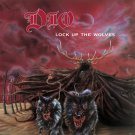 DIO Lock Up the Wolves BANNER Huge 4X4 Ft Fabric Poster Tapestry Flag Print album cover art