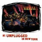 NIRVANA MTV Unplugged BANNER Huge 4X4 Ft Fabric Poster Tapestry Flag Print album cover art