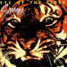 SURVIVOR Eye of the Tiger BANNER Huge 4X4 Ft Fabric Poster Tapestry Flag Print album cover art
