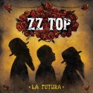 ZZ TOP La Futura BANNER Huge 4X4 Ft Fabric Poster Tapestry Flag Print album cover art