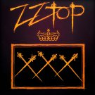 ZZ TOP XXX BANNER Huge 4X4 Ft Fabric Poster Tapestry Flag Print album cover art