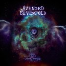 AVENGED SEVENFOLD The Stage BANNER Huge 4X4 Ft Fabric Poster Tapestry Flag Print album cover art