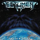 TESTAMENT The New Order BANNER Huge 4X4 Ft Fabric Poster Tapestry Flag Print album cover art