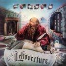 KANSAS Leftoverture BANNER Huge 4X4 Ft Fabric Poster Tapestry Flag album cover art