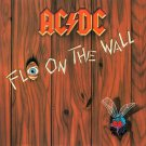 AC/DC Fly on the Wall Huge 4X4 Ft Fabric Poster Tapestry Flag Print album cover art