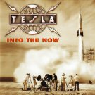TESLA Into the Now BANNER Huge 4X4 Ft Fabric Poster Tapestry Flag Print album cover art