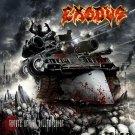EXODUS Shovel Headed Kill Machine BANNER Huge 4X4 Ft Fabric Poster Tapestry Flag Print album cover
