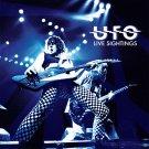 UFO Live Sightings BANNER Huge 4X4 Ft Fabric Poster Tapestry Flag Print album cover art