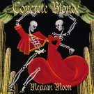 CONCRETE BLONDE Mexican Moon BANNER Huge 4X4 Ft Fabric Poster Tapestry Flag Print album cover art