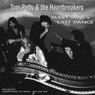 TOM PETTY Mary Jane's Last Dance BANNER Huge 4X4 Ft Fabric Poster Tapestry Flag album cover art