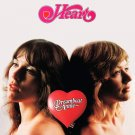 HEART Dreamboat Annie BANNER Huge 4X4 Ft Fabric Poster Tapestry Flag Print album cover art