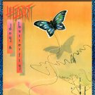 HEART Dog & Butterfly BANNER Huge 4X4 Ft Fabric Poster Tapestry Flag Print album cover art
