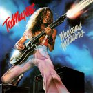 TED NUGENT Weekend Warriors BANNER Huge 4X4 Ft Fabric Poster Tapestry Flag Print album cover art