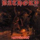 BATHORY Hammerheart BANNER Huge 4X4 Ft Fabric Poster Tapestry Flag Print album cover art
