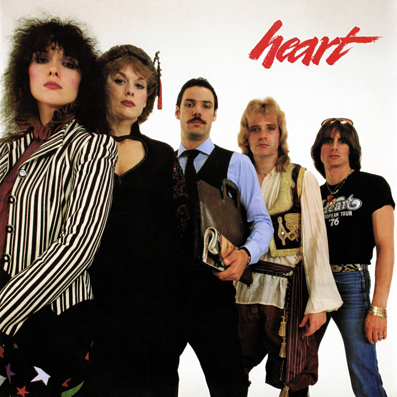 HEART Greatest Hits Live BANNER Huge 4X4 Ft Fabric Poster Tapestry Flag Print album cover art