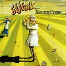 GENESIS Nursery Cryme BANNER Huge 4X4 Ft Fabric Poster Tapestry Flag Print album cover art
