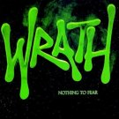 WRATH Nothing to Fear BANNER Huge 4X4 Ft Fabric Poster Tapestry Flag Print album cover art