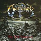 OBITUARY The End Complete BANNER Huge 4X4 Ft Fabric Poster Tapestry Flag Print album cover art