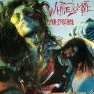 WHITE ZOMBIE Soul-Crusher BANNER Huge 4X4 Ft Fabric Poster Tapestry Flag Print album cover art