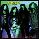 WHITE ZOMBIE Make Them Die Slowly BANNER Huge 4X4 Ft Fabric Poster Tapestry Flag album cover art