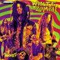 WHITE ZOMBIE La Sexorcisto: Devil Music Vol. 1 BANNER Huge 4X4 Ft Fabric Poster Flag album art