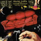 FRANK ZAPPA One Size Fits All BANNER Huge 4X4 Ft Fabric Poster Tapestry Flag album cover art
